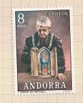 Stamps Europe - Andorra -  Costumbres populares