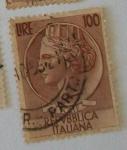 Stamps  -  -  Siracusana