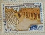 Stamps : Europe : Italy :  Odeon di Patrasso- Grecia
