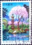 sellos de Asia - Japón -  Scott#Z288 intercambio 0,75 usd 80 y. 1999