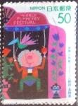 Stamps Japan -  Scott#Z250 intercambio 0,50 usd 50 y. 1998