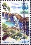 Stamps Japan -  Scott#Z434 intercambio 0,75 usd 80 y. 2000