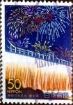 Sellos de Asia - Japón -  Scott#Z511 intercambio 0,50 usd 50 y. 2001
