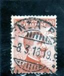Stamps Italy -  EFIGIE DE VICTTORIO EMMANUL III