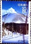 sellos de Asia - Japón -  Scott#Z727 + Z728 intercambio 1,10+1,10 usd 80 y. 2006
