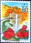 sellos de Asia - Japón -  Scott#Z757 intercambio 1,00 usd 80 y. 2006