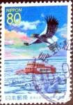 Sellos de Asia - Japón -  Scott#Z629 intercambio 1,10 usd 80 y. 2004