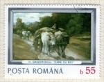 Sellos del Mundo : Europa : Rumania : N. Grigorescu