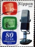 Stamps of the world : Japan :  Scott#2800 intercambio 0,40 usd 80 y. 2001