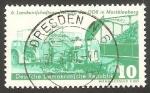Sellos de Europa - Alemania -  347 - Exposición agricola en Markkleeberg