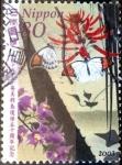 Sellos de Asia - Japón -  Scott#2870 intercambio 1,10 usd 80 y. 2003