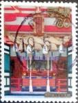Sellos de Asia - Japón -  Scott#2982e fjjf intercambio 1,00 usd 80 y. 2007