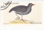 Stamps : Asia : Nagaland :  ave- Moor-hen