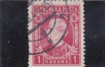 Stamps : Europe : Slovakia :  personaje