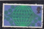 Sellos del Mundo : Europa : Reino_Unido : TELECOMUNICACIONES