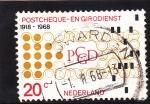 Sellos del Mundo : Europa : Holanda : 50 ANIVERSARIO