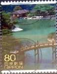 Stamps of the world : Japan :  Scott#3205i intercambio 0,90 usd 80 y. 2010