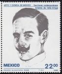 Sellos de America - México -  ARTE Y CIENCIA DE MÉXICO