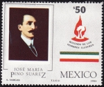 Stamps Mexico -  HOMBRES ILUSTRES