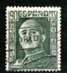 Sellos del Mundo : Europa : España : El general
