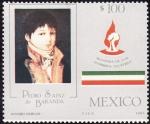 Sellos de America - México -  HOMBRES ILUSTRES