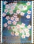 Sellos de Asia - Japón -  Scott#2833 intercambio, 1,00 usd 80 y, 2002