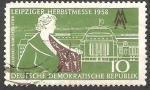 Sellos del Mundo : Europa : Alemania : 373 - Feria de Leipzig