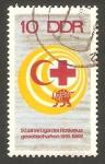 Sellos del Mundo : Europa : Alemania : 1158 - 50 anivº de la liga de sociedades de la Cruz Roja