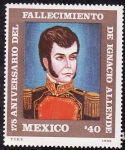 Stamps : America : Mexico :  IGNACIO ALLENDE