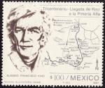 Stamps Mexico -  EUSEBIO FRANCISCO