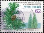 Sellos de Asia - Japón -  Scott# 2207 intercambio, 0,35 usd 62 y, 1993