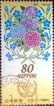 sellos de Asia - Japón -  Scott#2757 intercambio, 0,40 usd 80 y, 2001