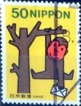 Stamps Asia - Japan -  Scott#2825 intercambio, 0,65 usd 50 y, 2002