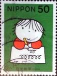 Stamps Asia - Japan -  Scott#2624 intercambio, 0,35 usd 50 y, 1998