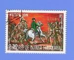 Stamps Equatorial Guinea -    BATALLA  DE  GENA  1806