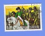Sellos de Africa - Guinea Ecuatorial -    BATALLA  DE  FRIEDLAND