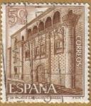Stamps Spain -  Palacio Benavente en Baeza, Jaen