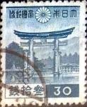Sellos de Asia - Japón -  Scott#271 intercambio, 0,20 usd 30 s, 1939