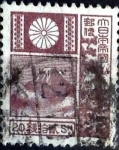 Stamps of the world : Japan :  Scott#176 intercambio, 0,20 usd 20 s, 1930