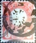 Sellos de Asia - Japón -  Scott#84 intercambio, 4,25 usd 1 y, 1888