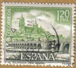 Sellos de Europa - España -  Paisajes y Monumentos - Salamanca