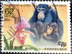 Stamps of the world : Japan :  Scott#2131 intercambio, 0,35 usd 62 y, 1992