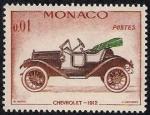 Sellos del Mundo : Europa : Mónaco : Chevrolet 1912