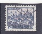 Sellos de Europa - Polonia -  panorámica de Kotobrzeg