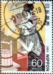 Sellos de Asia - Japón -  Scott#1518 intercambio, 0,30 usd 60 y, 1983
