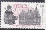 Stamps Germany -  Wormser Reichtag Von