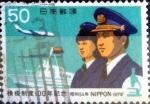 Stamps Asia - Japan -  Scott#1369 intercambio, 0,20 usd 50 y, 1979