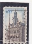 Stamps Europe - France -  Hotel de Ville de Saint-Quentin