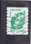 Stamps Europe - France -  .