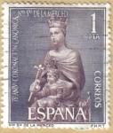 Stamps Spain -  Aniver. Ntra. Sra. de la Merced